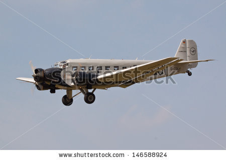 Junkers Stock Photos, Royalty.