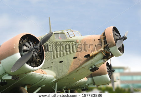 Junkers 52 Stock Photos, Royalty.