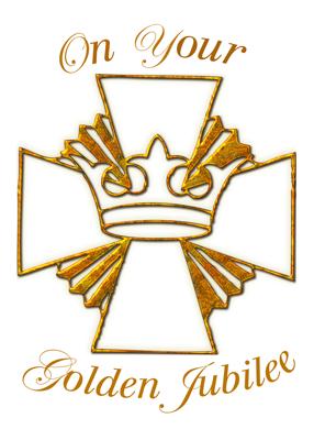 Priest Anniversary Clipart.