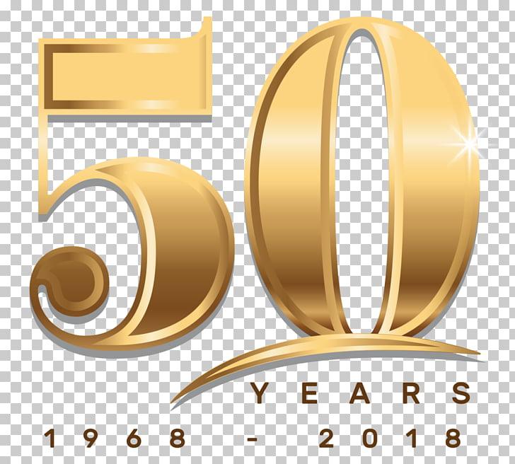 Anoka Anniversary Burnsville Golden jubilee Logo.