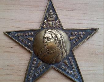 Jubilee medal.