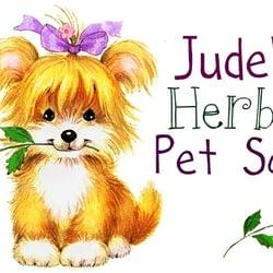 Jude's Herbal Pet Salon.