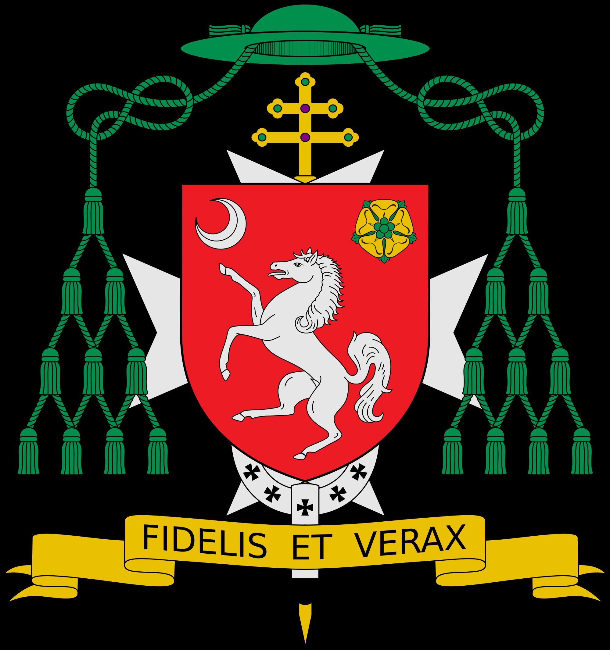 File:Coat of arms of Charles Jude Scicluna.svg.