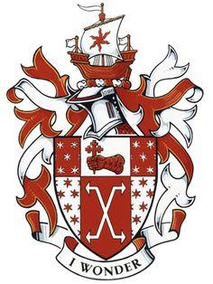 American Heraldry Society Arms of Nicolas Vernot.