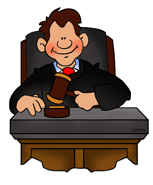 Judge Clip Art Free.