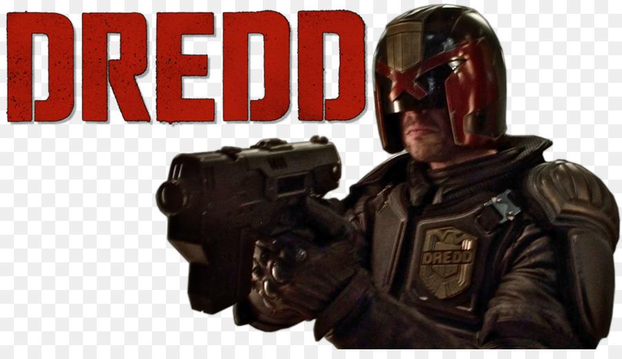 Judge Dredd Outerwear png download.