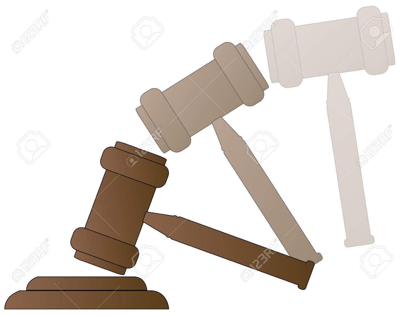 Judge Gavel Clipart.
