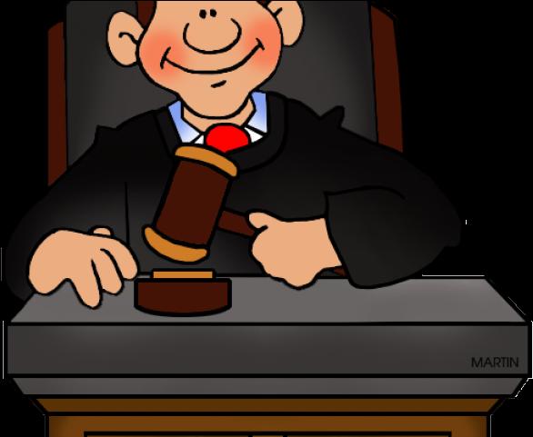 Politics Clipart Panel Judge.
