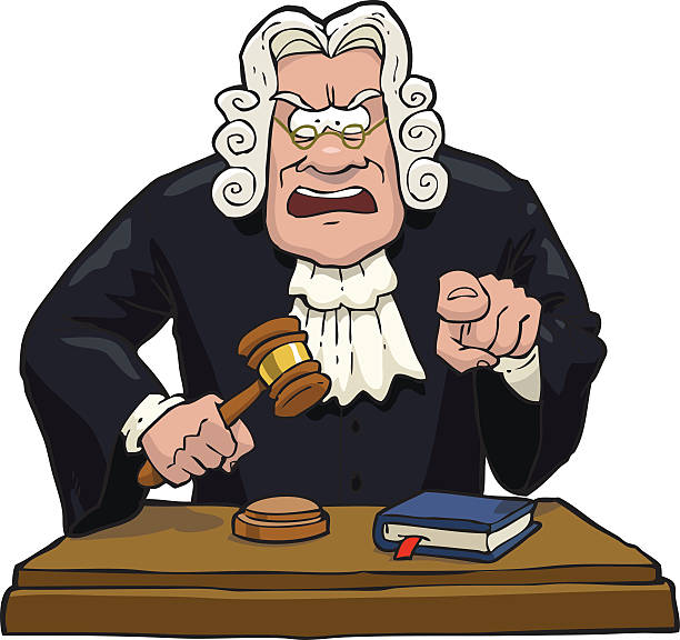Judge clipart 1 » Clipart Station.