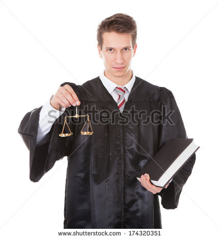 "judges Robe"" Stock Photos, Royalty."