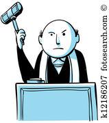 Judges robe Clip Art and Stock Illustrations. 22 judges robe EPS.