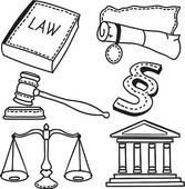 Judicial Clip Art.