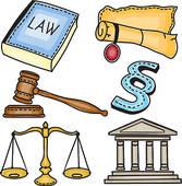 Judicial Clipart.