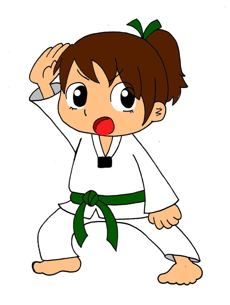 Judo clip art free.