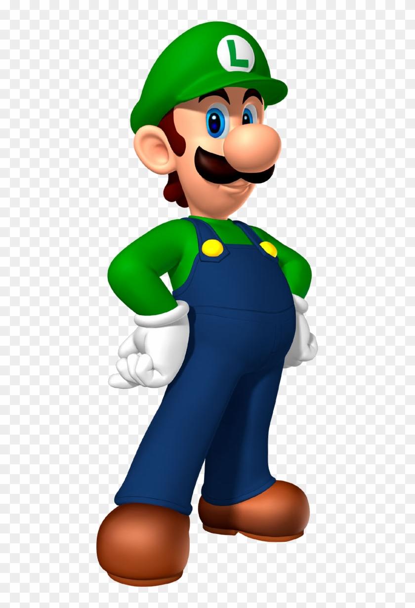 Super Mario Luigi.