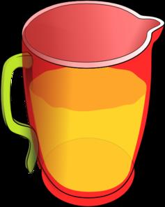 Juice Jug Clipart.