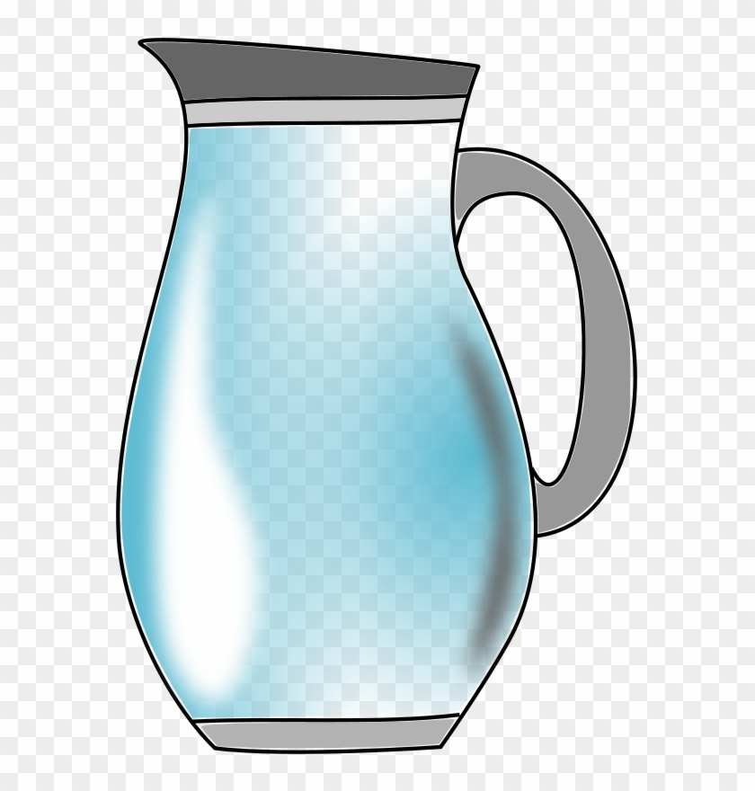 Pitcher Of Water Clipart Panda Free Images.