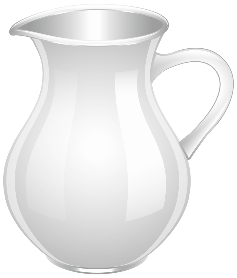 Download Free png white jug.
