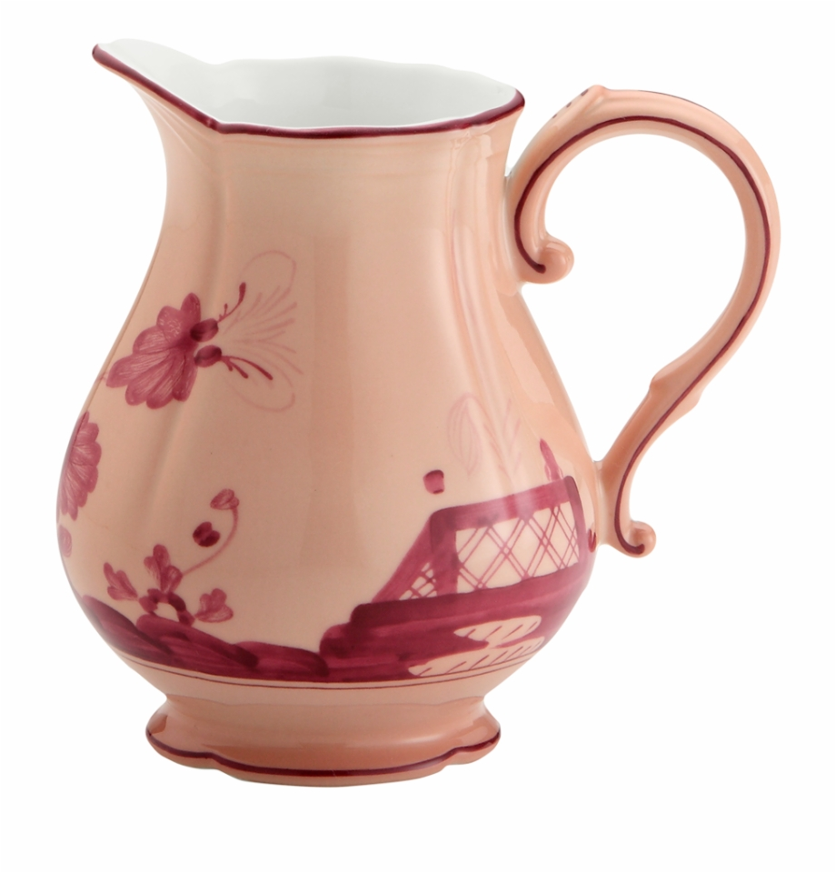 Oriente Italiano Vermiglio Milk Jug For Twelve,.