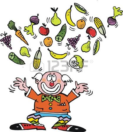 1,092 Clown Juggling Stock Vector Illustration And Royalty Free.