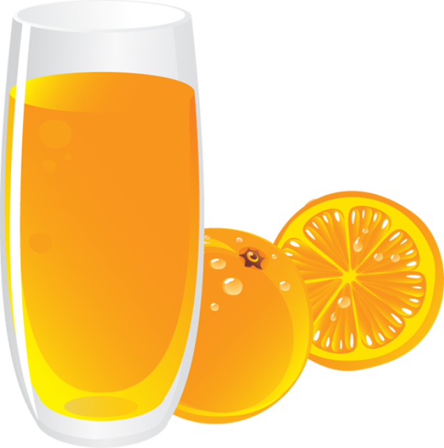 cute orange juice clipart - Clipground
