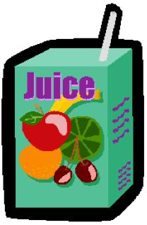 Juice Clip Art.
