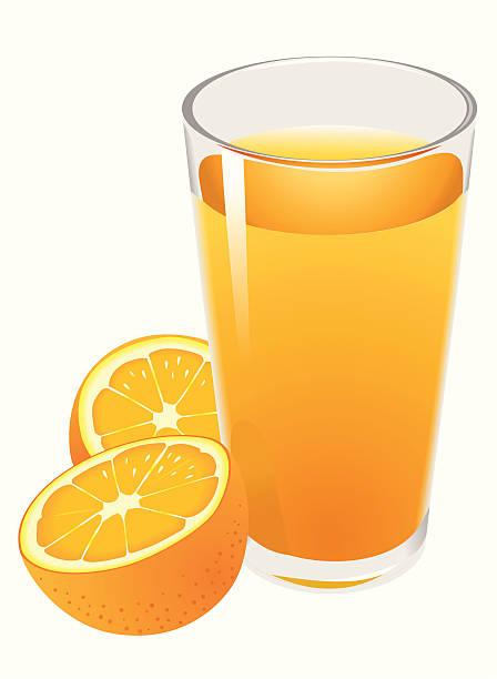 Clipart Of Orange Juice.