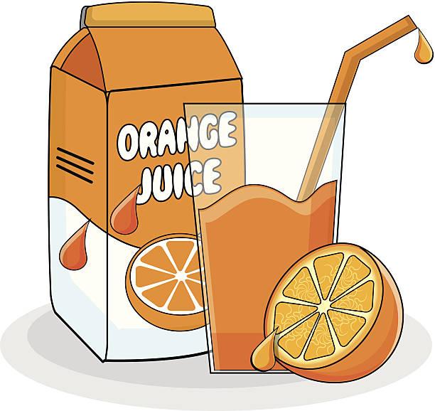 Orange juice clipart 3 » Clipart Station.