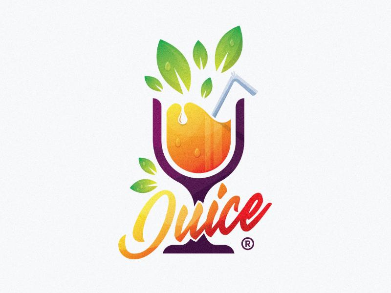 Fresh juice logo by Dedy Setiyawan on Dribbble.