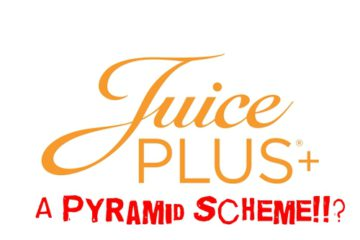 Is Juice Plus A Pyramid Scheme?.