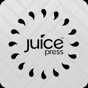 juice press.