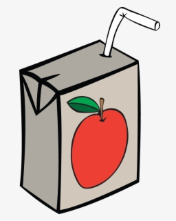 Free Juice Box Clip Art with No Background.