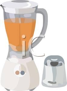 Art Image: A Juicer and Blender.