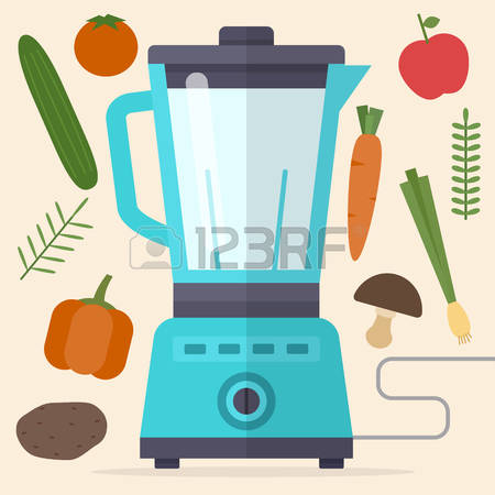 581 Smoothie Blender Stock Vector Illustration And Royalty Free.