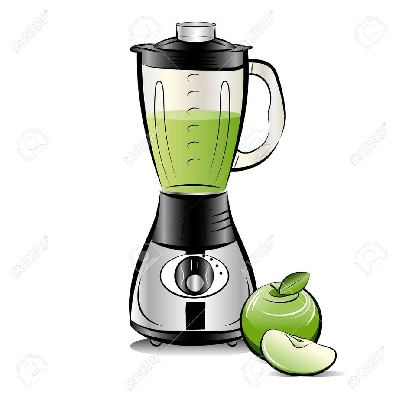 Juice Maker Machine Clip Art.