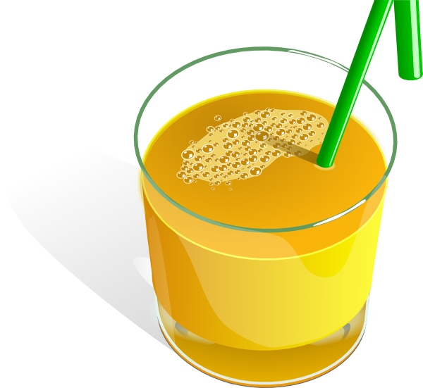 Clip Art Fruit Juices Clipart.