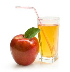 Apple juice clip art.