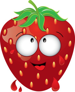 Strawberry Clipart Image.