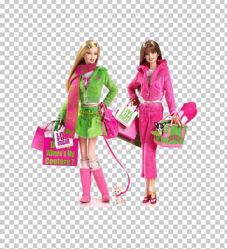 Juicy Couture Barbie Dolls Ken PNG, Clipart, Art, Barbie.