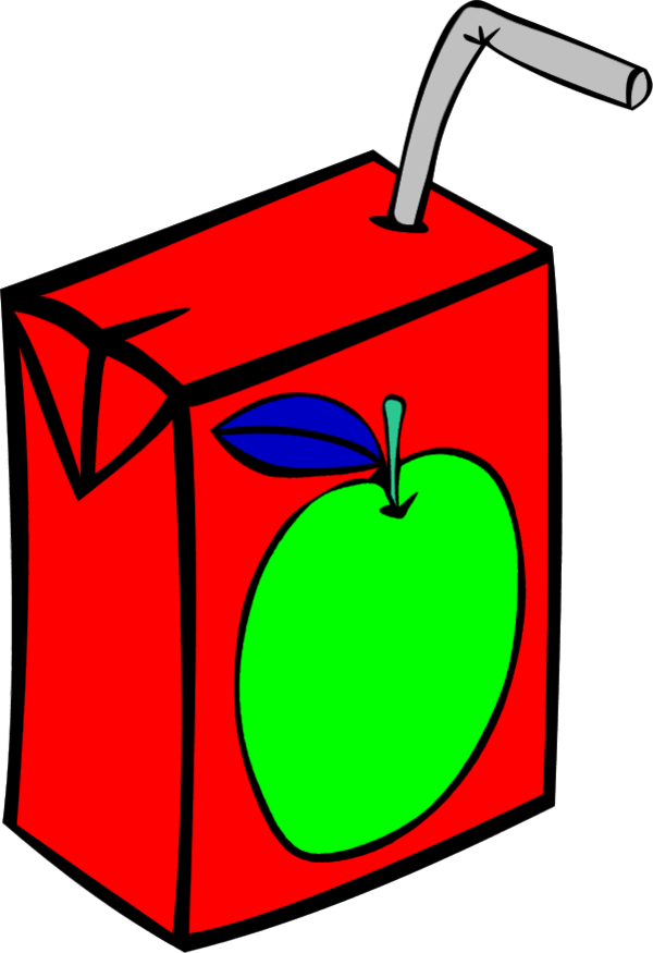 Orange Juice Clipart.