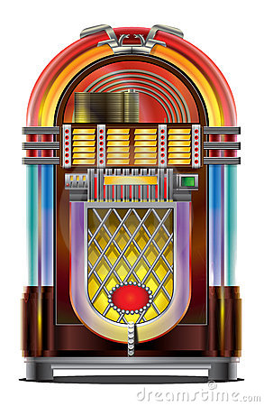 92+ Jukebox Clipart.