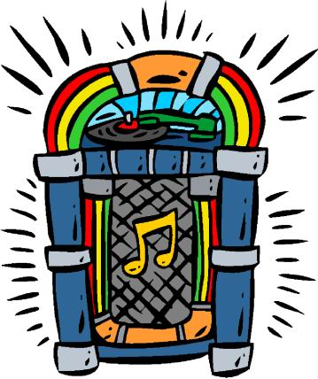 Jukebox 20clipart.