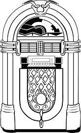 Free Jukebox Clipart.