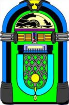 Free Jukebox Clipart.