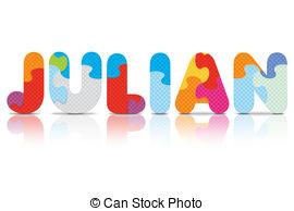 Julian Vector Clip Art EPS Images. 5 Julian clipart vector.