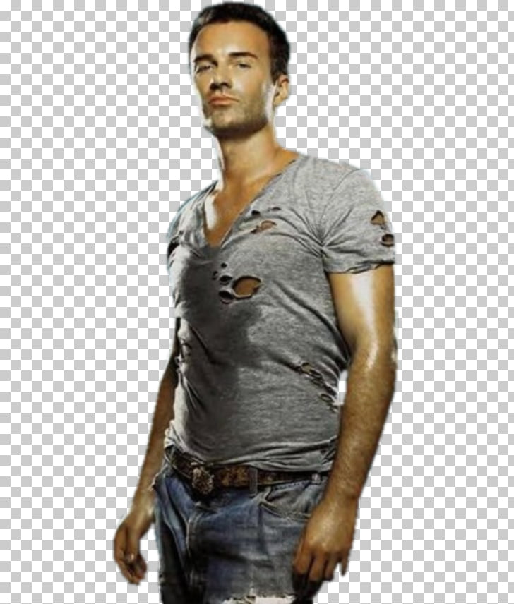 Camiseta de julian mcmahon top de Christian Troy, camiseta.
