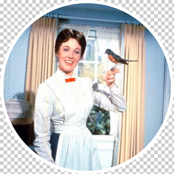 Julie Andrews Mary Poppins Bert Actor Film, actor PNG.