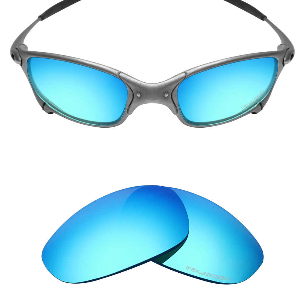 Mryok+ POLARIZED Resist SeaWater Replacement Lenses for Oakley Juliet  X.