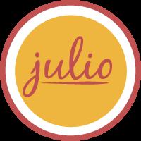 Julio.