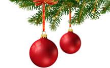 Våra öppettider under Jul och Nyår.